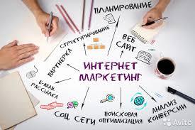Интернет-маркетинг. Планирование, структурирование, партнерка, веб сайт, поисковая оптимизация, анализ конверсии, соц. сети. Picture.