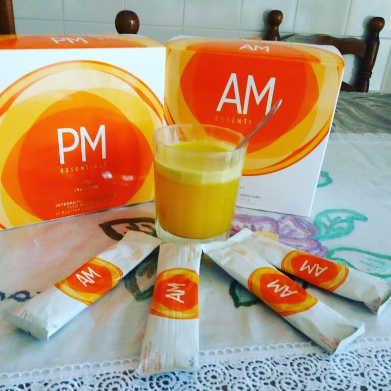 AM, PM-продукты оздоровления Jeunesse. Picture.