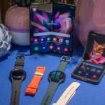 Samsung исполнил ваши хотелки: смартфоны на Snapdragon 888 и часы с оплатой по NFC. Уже бежите покупать?