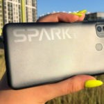 Обзор бюджетного смартфона Tecno Spark 7 с NFC