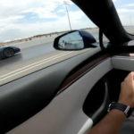 Tesla Model S Plaid против Rimac Nevera на гоночной трассе (видео)