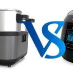 Что выбрать — систему приготовления на пару или мультиварку? полный обзор